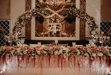 Timeless Simple and Elegance for Mr Yudhi and Ms Dewi Wedding by Bali Wedding Atelier