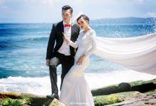 Prewedding George & Caroline by Arian Photography
