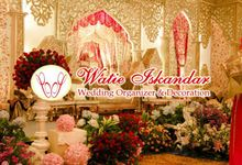 Tema Adat Padang by Watie Iskandar Wedding Decoration & Organizer