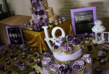 DITO & CARIEN WEDDING by MAE DECORATION