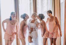 Bridal Hair & Make Up by GLO DAY SPA & SALON BALI