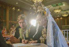 Pernikahan Vita & Aji by Gregah Imaji
