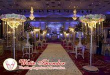 Tema Maroko Modern by Watie Iskandar Wedding Decoration & Organizer