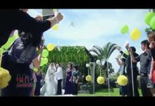 Jemmy + Vanny Wedding | 3 Video Camera Wedding Package by Hiu Production Videography