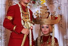 Wedding Alid & Atta by OLDI PICTURE