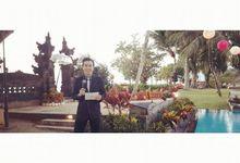MC YULIUS SETIAWAN @ The Patra Bali ( 17-8-1014 ) by MC YULIUS SETIAWAN