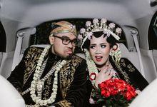 Wedding Naufa by 3KENCANA PHOTOGRAPHY