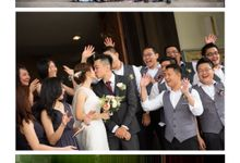 Celebrating Han and Jin Chee by Steven Yam Photography