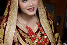 Wedding by Nidatia's Makeup