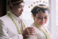 Holy Matrimony / Pemberkatan for Yinta + Adi by Photolagi.id