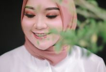 Pre Wedding Kak Luluk by Ellvany Makeup