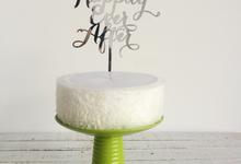 Cake Topper by Akudankraf by Akudankraf