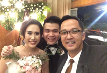 Raymond and Doreen rustic Wedding by MC Ruben Nuranata