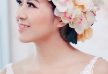 Bridal make up & hairstyling by Ranique Couture Bridal Image - Make up Artist