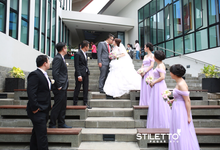 Wedding Ricky & Maria @ Sense by STILETTO PAGAR AYU