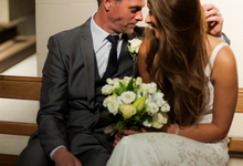 Styled wedding shoot by Stevan Borthwick Photography