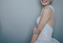Wedding Bryan & Iphana make up by Mellymoxie by mellymoxie
