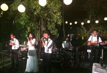 31.07.16 ORANGE Band Wedding Party by ORANGE Music Management