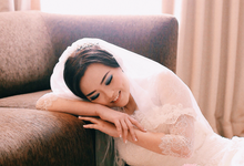 Elsa Wedding by Verencia Makeup