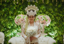 Rere & Acil Wedding Day by Djandela Photography