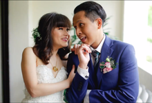 Kerby and Lance wedding by Craving for Makeup