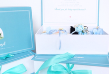 Amora Giftbox  by Amora Wedding Details