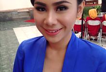 Makeup for bridesmaid by MandaMarika Makeup