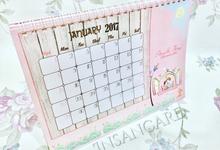 Invitation Calendar  by INSANcard