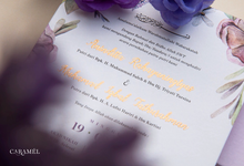 Dita + Iqbal by Caramel Card
