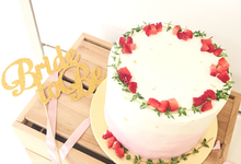 Hens night bakes  by The Rosette Co