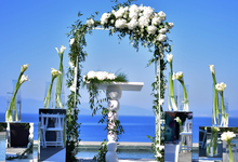 Louanna & Haitham Wedding by Nilyum Wedding & Event Design