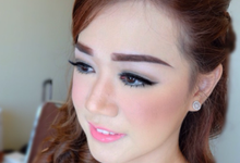 Sister of bride by Makeupbyimelda
