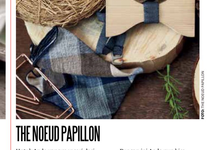 Update collection and review magazines by Noeud Papillon