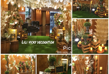 The Wedding Of Marcel & Vini by Lili Vicky Decoration