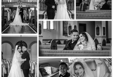 The wedding of Christina & Sigit by Wisteria Beauty and Design