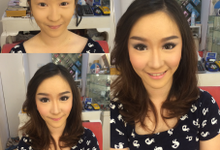 Regular Make by Claudia Makeup