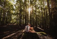 Prewedding I&K in Bali  by Yn.baliphotography
