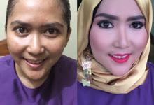 Makeup untuk acara pernikahan by Dewi Julia Lestari