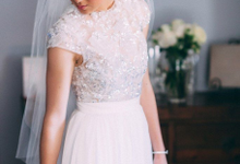 Wedding Dress trend 2016 2 piece by TS BRIDAL BALI