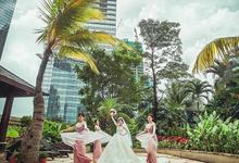 Rio&Steffi's Wedding by La Boutique