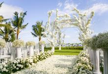 White fairy tale 2016 by AiLuoSi Wedding & Event Design Studio