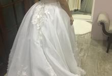 Wedding Gown by GÍSELA