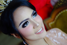 Wedding of Ayik by Moza Make Up & Wedding Gallery