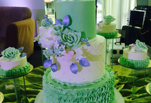 Minty love by Sweet Maven cakes and pastries by poochie tayag