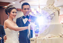 Wedding Alex & Shelvy - Mercantile Jakarta by MARK & CO