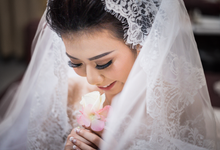 Agnes Wedding by Theiya Makeup Artistry