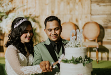 Gio & Novi Wedding by Quickart picture