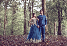 From the prewedding of Vita and Trisna by Double You Wedding