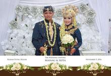 Photo booth Mayang & Septa by RTDI Soho Photography
