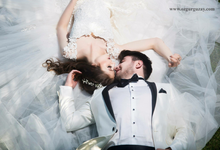 Fine Art Wedding Portraits  by Özgür Guzay